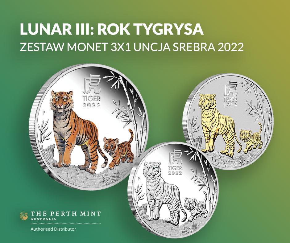 Lunar III: Rok Tygrysa kolorowany