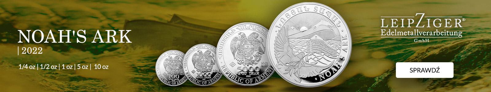 Pingwin Czubaty 1 uncja Srebra 2020