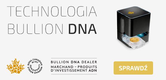 Technologia Bullion DNA, metalelokacyjne.pl