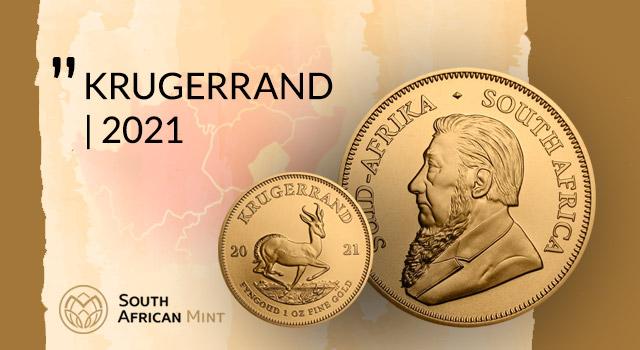 Krugerrand | 2021