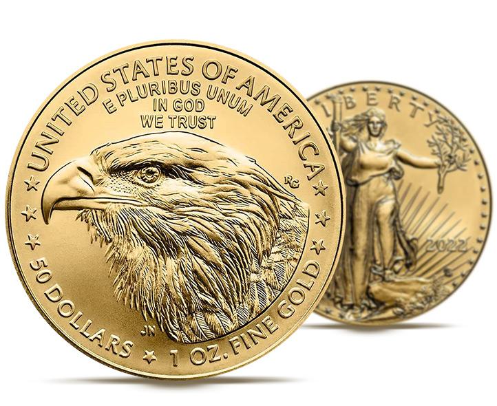 metal merket american eagle