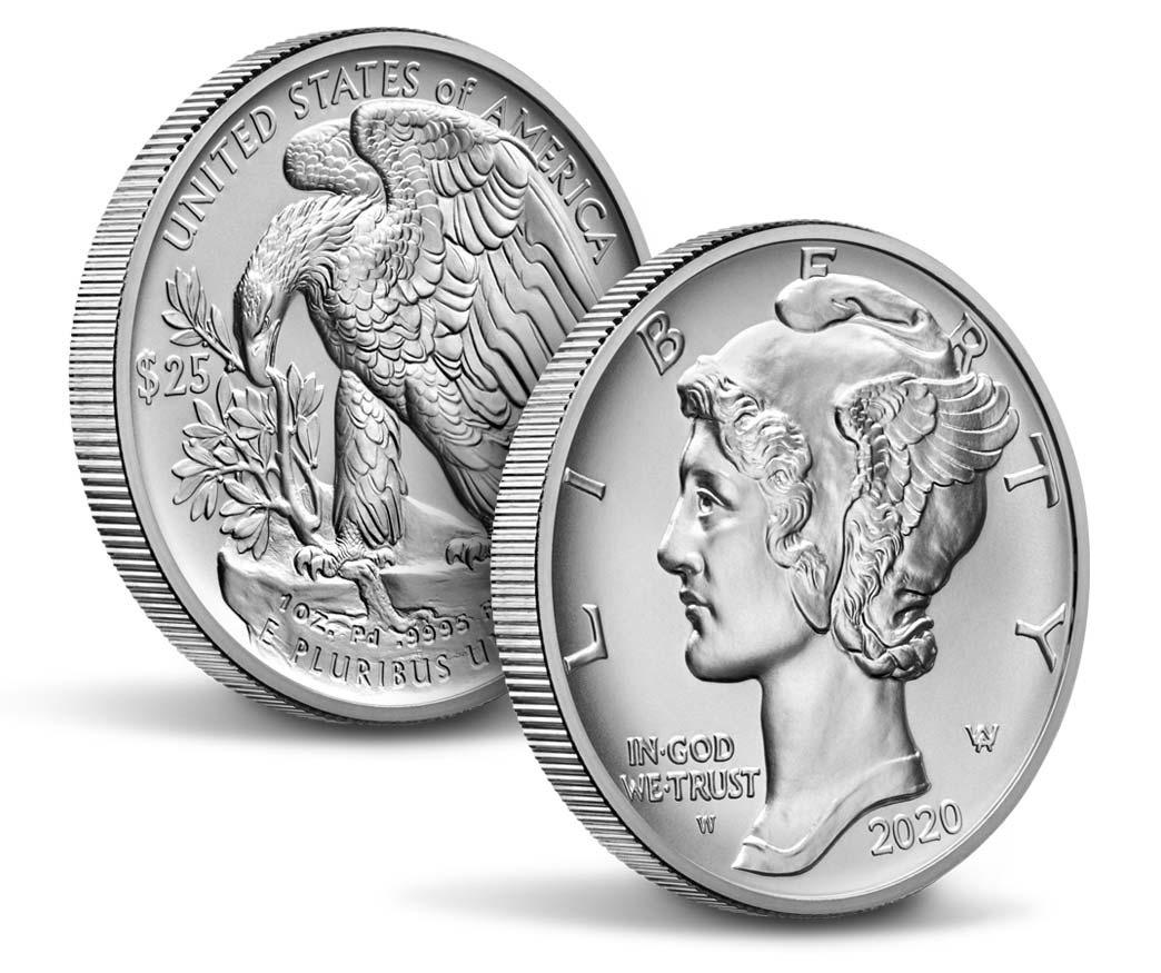 metal market europa american eagle 2021