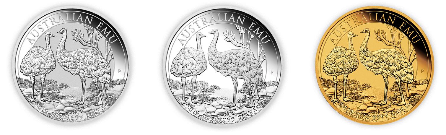 gold emu australian 2019