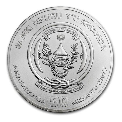 Nautical Ounce: HMB Endeavour 1 uncja Srebra 2018